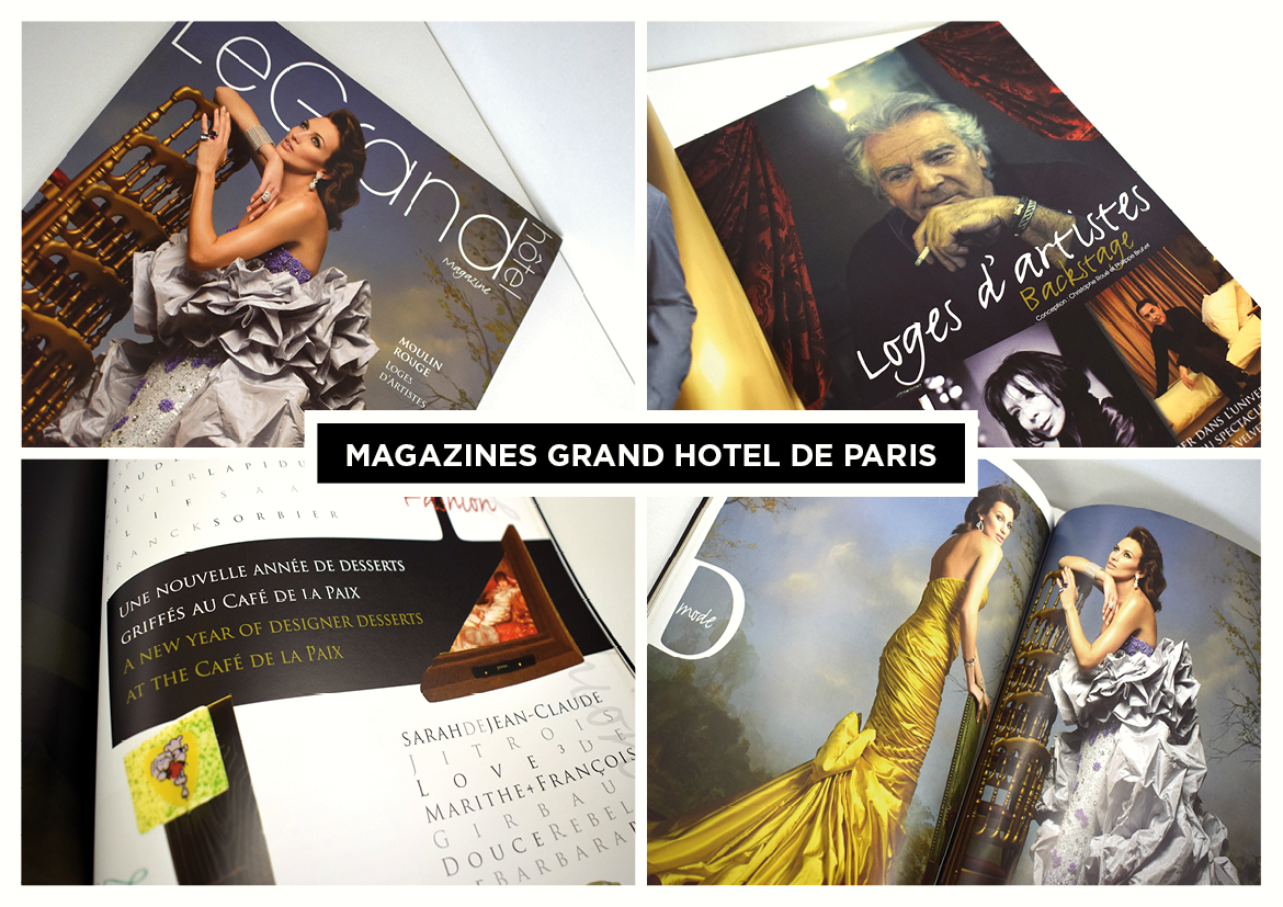 Magazine - Paris Le Grand Hotel