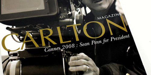 Magazine Carlton - Cannes